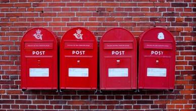 verkoop, postkantoor