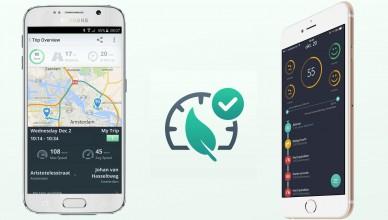 Flo, rijstijl-applicatie, rijgedrag, applicatie, smartphone, chauffeur, app, Flo driving