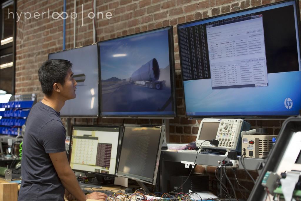 Hyperloop, hyperloop one, elon musk, futuristische trein, technologie,