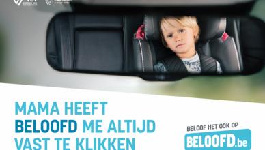 kinderzitje, autozitje, beloofd, vsv, campagne, verkeersveiligheid