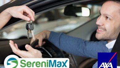 serenimax, axa, proefritten, tweedehandswagen, proefrit met tweedehandsauto, omniumverzekering, verzekering, autoverzekering, verkoop tweedehandswagen