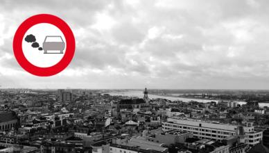 Lage-emissiezone Antwerpen 2020